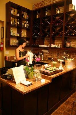 Art Du Vin Wine Bar