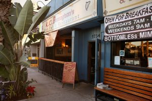 KC Branaghan's Long Beach Ca