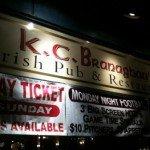 K.C. Branaghan's Irish Pub & Restaurant