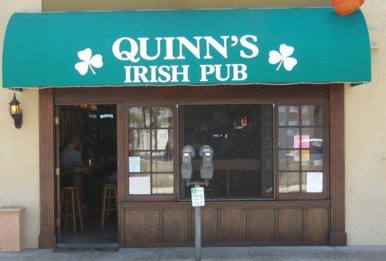 Quinn's Irish Pub & Grill Long Beach