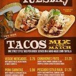 Taco Tuesday's at Panama Joe's Belmont Shore – Long Beach