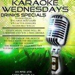 Karaoke Wednesdays at Taco Beach Cantina Long Beach