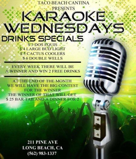 Karaoke Bars In Long Beach Ca