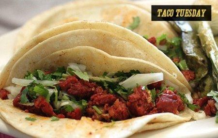 Taco Tuesday at Lola's Mexican Cuisine Long Beach