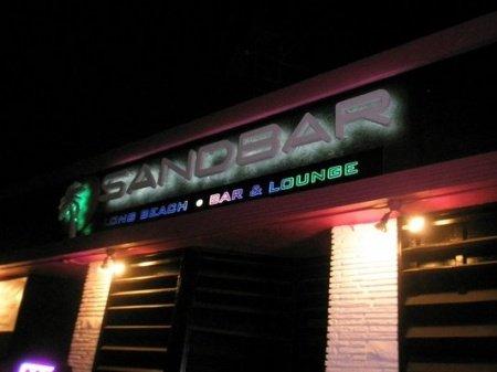 Sandbar Long Beach CA