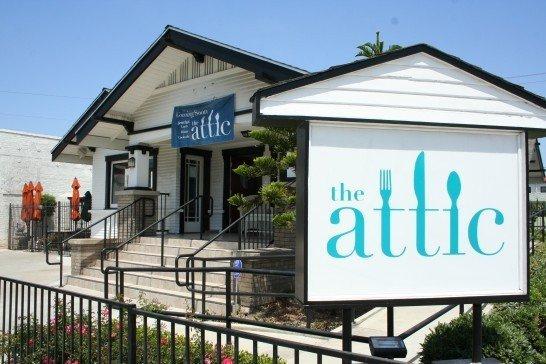 The Attic on Broadway  Long Beach
