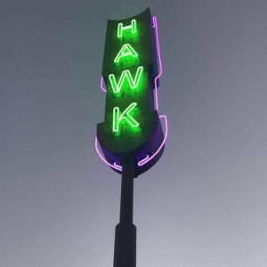 The Hawk Bar Long Beach CA