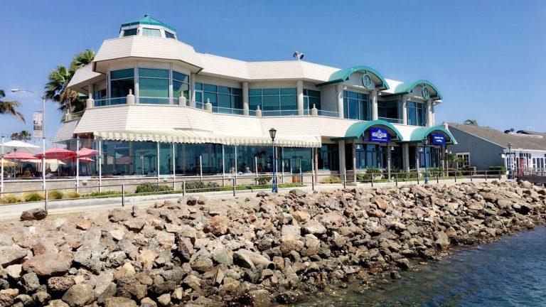Boathouse on the Bay Long Beach CA