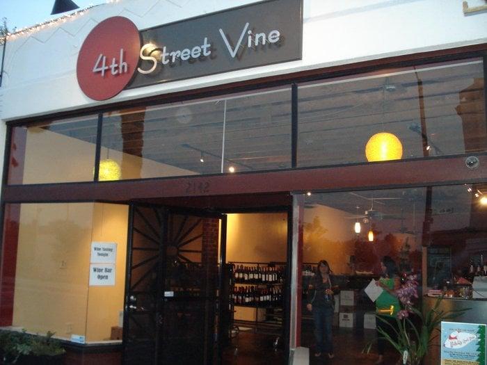 4th Street Vine Long Beach CA