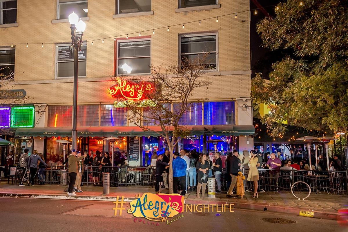 Alegria Nightclub Long Beach CA