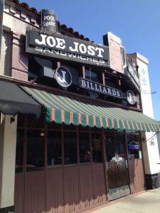 Joe Jost Long Beach CA