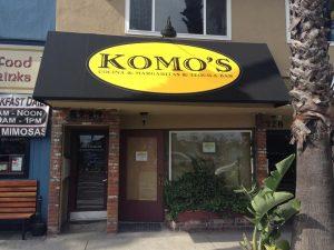 Komo's Cocina Long Beach CA