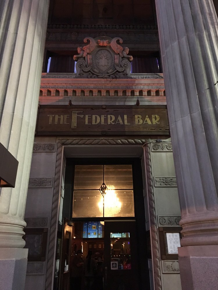 The Federal Bar Long Beach
