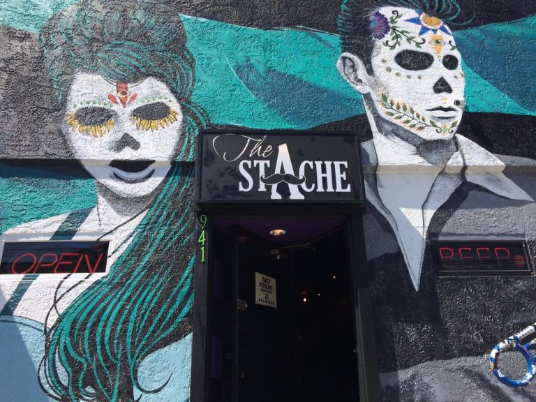The Stache Bar Long Beach CA
