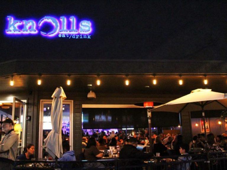 Knolls Restaurant Long Beach Ca