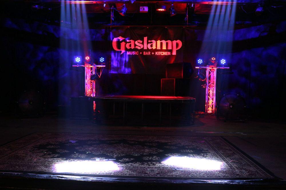 Gaslamp Music + Bar + Kitchen