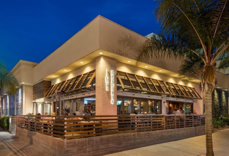 James Republic Long Beach CA