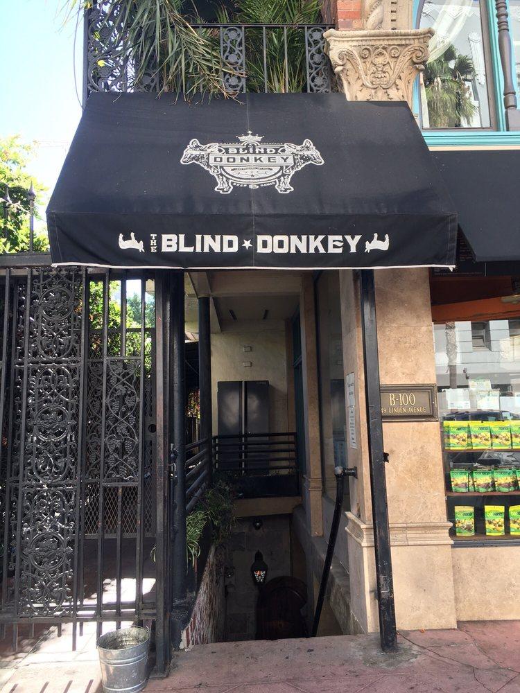 The Blind Donkey Long Beach