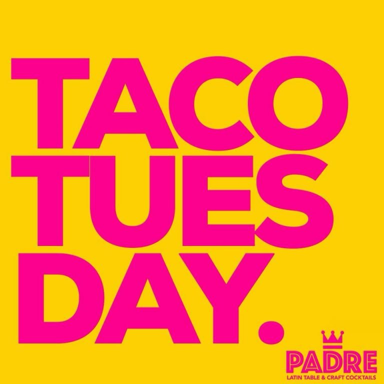 Taco Tuesday Padre Long Beach