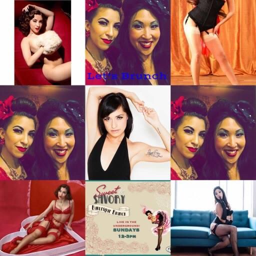 Sweet & Savory Burlesque Brunch