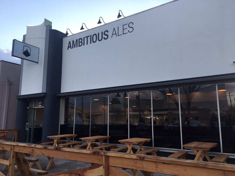 Ambitious Ales Long Beach CA