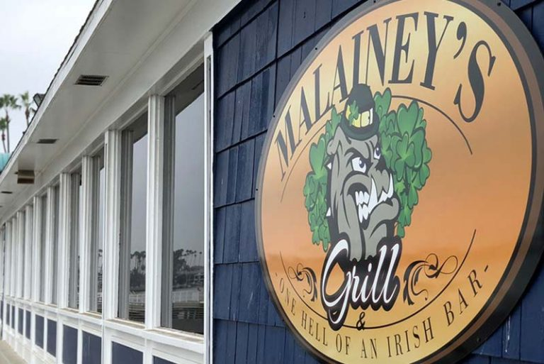 Malainey's Grill & One Hell of an Irish Bar Long Beach CA