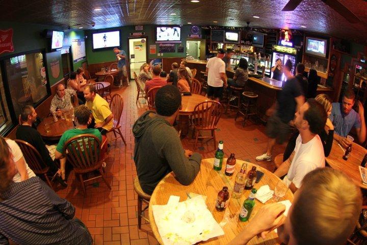 Murphy's Irish Pub Belmont Long Beach CA