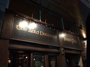The Auld Dubliner Long Beach CA