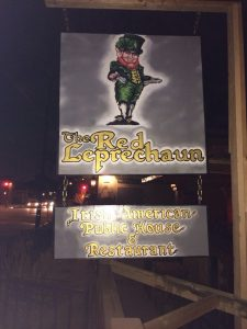 the red leprechaun long beach ca