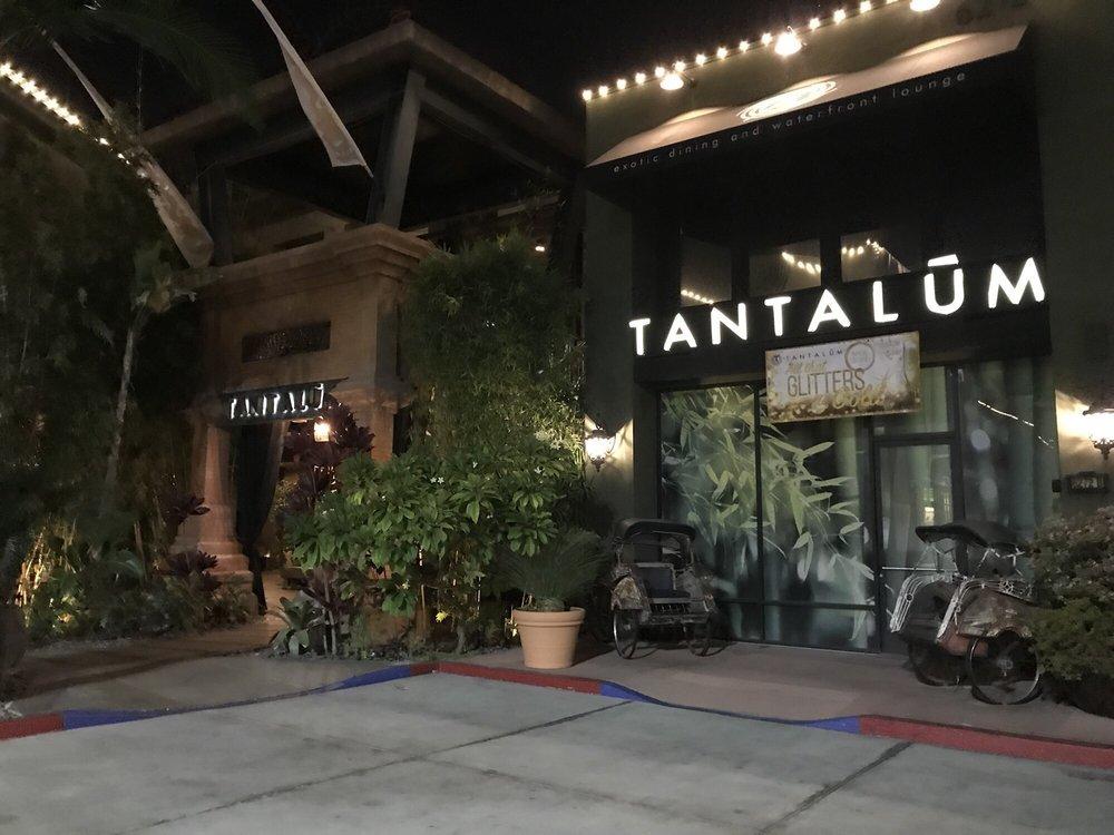 Tantalum Restaurant Long Beach CA