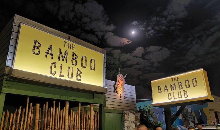 The Bamboo Club Long Beach CA