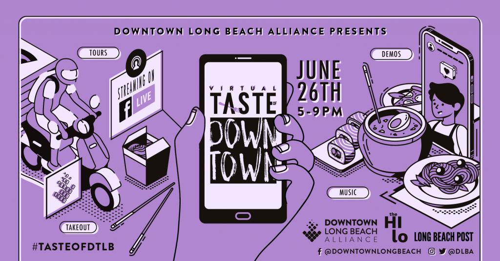 Virtual Taste of Downtown – June