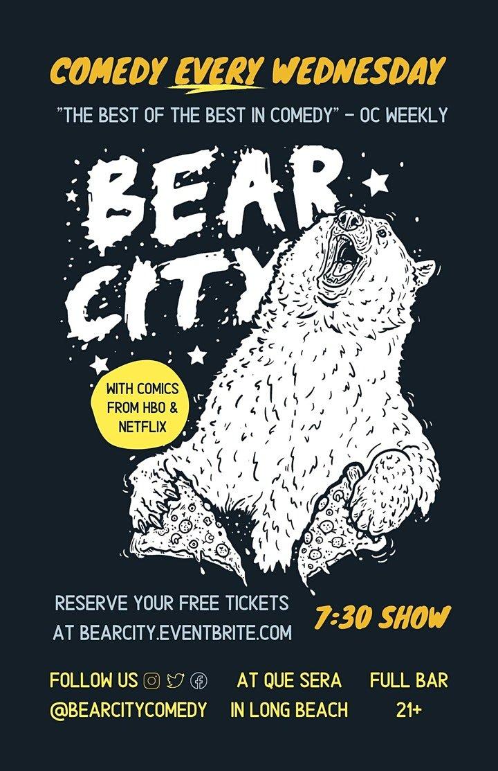 Bear City Comedy